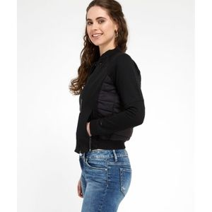 Triple 5 Soul light weight jacket, Black